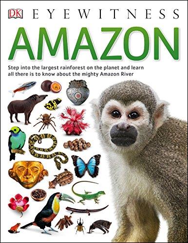 Amazon (DK Eyewitness) (English Edition)