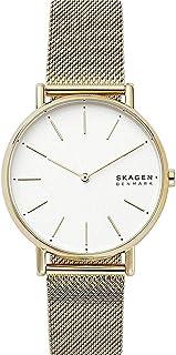 Skagen Signatur Women's White Dial Stainless Steel Analog Watch - SKW2795