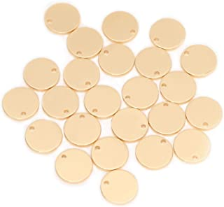 gold plated stamping blanks