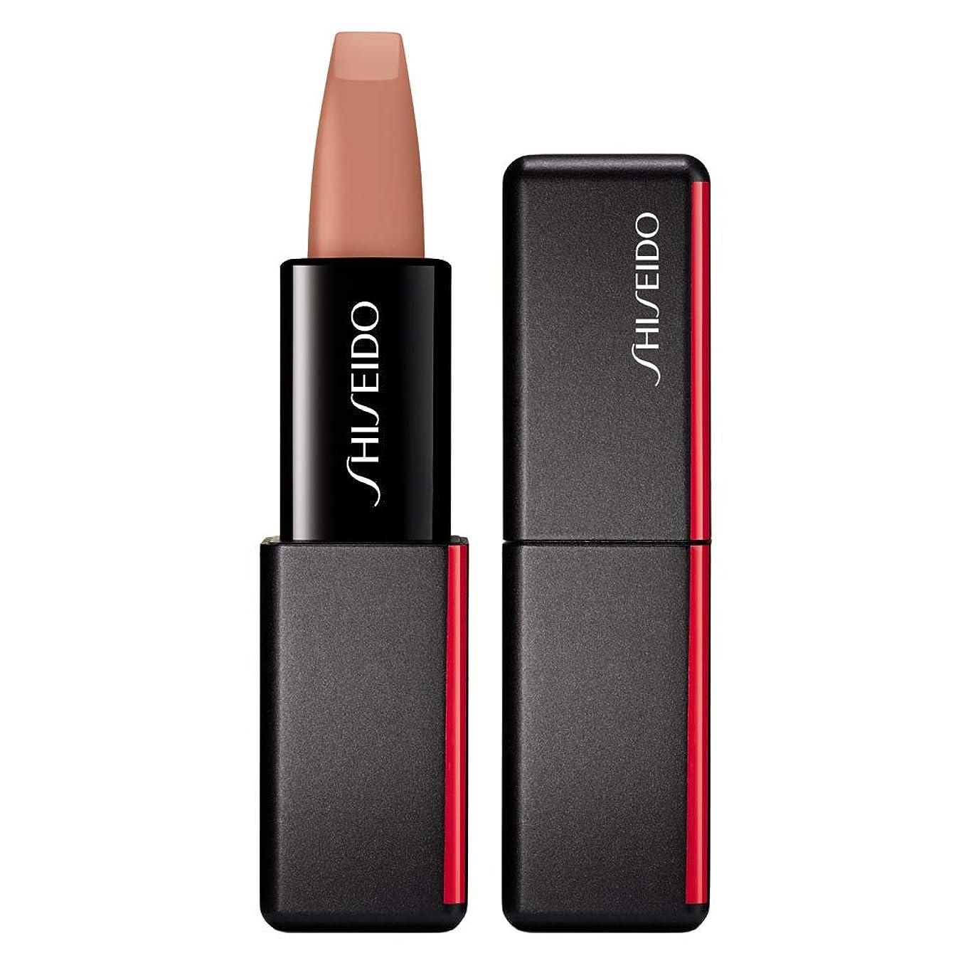 音節ウガンダバリー資生堂 ModernMatte Powder Lipstick - # 502 Whisper (Nude Pink) 4g/0.14oz並行輸入品