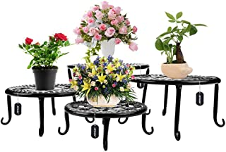 wrought iron flower stand suppliers