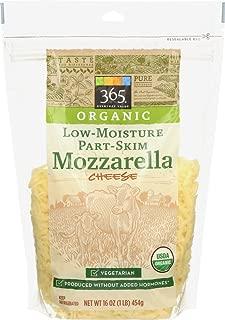 365 Everyday Value, Organic Mozzarella Shred, 16 oz