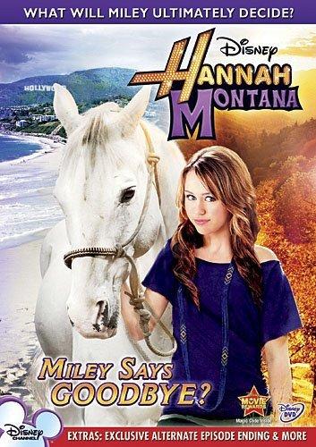 Hannah Montana: Miley Says Goodbye?
