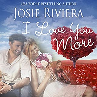 I Love You More audiobook cover art