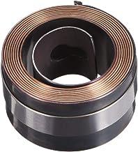 Sourcingmap - Muelle de prensa de taladro, ensamblaje de resorte, muelle de resorte, acabado químico, 1540 mm, 53 x 12 x 0,7 mm, 3 piezas, 0.7 x 25 x 1400mm
