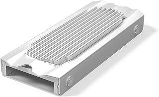 ORICO Disipador m.2, Radiador de Aluminio M.2 NGFF PCI-E NVME 2280 SSD(Plata)