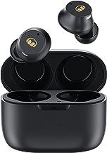 Touch-Kopfh/örer mit Mikrofon i12 Bluetooth 5.0 kabelloser Kopfh/örer automatische Kopplung wasserdichter 3D-Stereo-Sportkopfh/örer mit Rauschunterdr/ückung f/ür Apple//Airpods Android//iPhone-Wei/ß