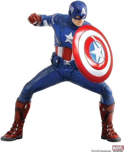 1 9 Avengers Captain America (Unpainted Plastic Model Kit) (japan import)