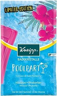Kneipp Badkristallen poolparty
