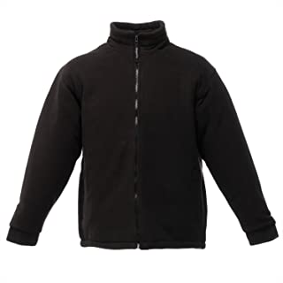 Regatta Men's Asgard Ii Quilted Long Sleeve Fleece Jacket