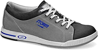 Mens Gust Bowling Shoes (11 1/2 M US, Grey)