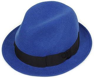 (テシ) TESI 1405 ショートブリム ウールハット [BLUE]