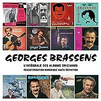 L'Integrale Des Albums Studio by GEORGES BRASSENS (2010-11-02)