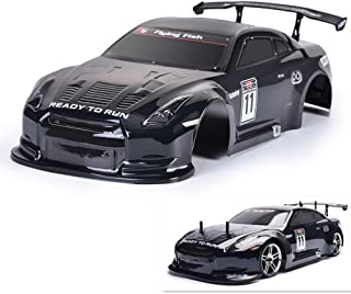 HSP RC Body Shell for HSP Redcat Exceed 1/10 Scale 4wd On-Road Racing Drift with Stickers