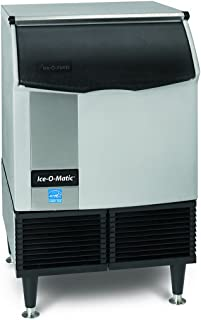 Best Ice-O-Matic ICEU150HA Air Cooled 185 Lb Half Cube Undercounter Machine ICE MAKER Review