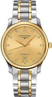 瑞士品牌 Longines 浪琴 MASTER 名匠机?#30340;?#22763;手表 L2.628.5.37.7