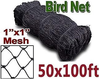 ZL 11 50'x100' Bird Netting for Fruit Tree Poultry Aviary Game Pen 1