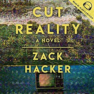 Cut Reality audiobook cover art