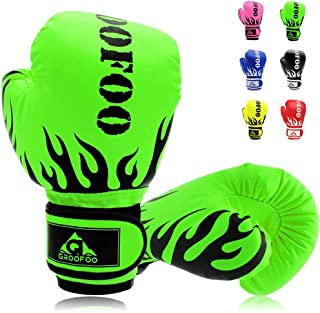 VELO Boxing Gloves Fight Training Punch Bag Muay Thai MMA Kickboxing Sparring Martial Arts 3030