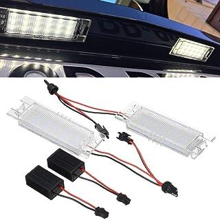 Topuality 12V RV Tenda da sole a LED Portico Luce Camper impermeabile Camper Interni Lampade da parete Light Bar RV Van Camper