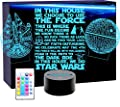 Millennium Falcon Star Wars Lighting Gadget Lamp Decor Awesome Gift from Holinox