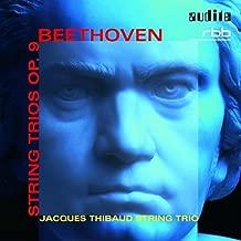 L. v. Beethoven: String Trios Op. 9