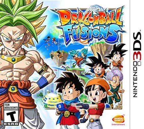 Namco Bandai Games Dragon Ball Fusions Básico Nintendo 3DS Inglés vídeo - Juego (Nintendo 3DS, Acción / RPG, T (Teen))