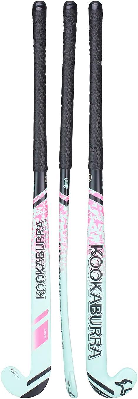 KOOKABURRA Unisex's Magic Hockey Max 67% OFF Pink Mint 36.5L Stick specialty shop