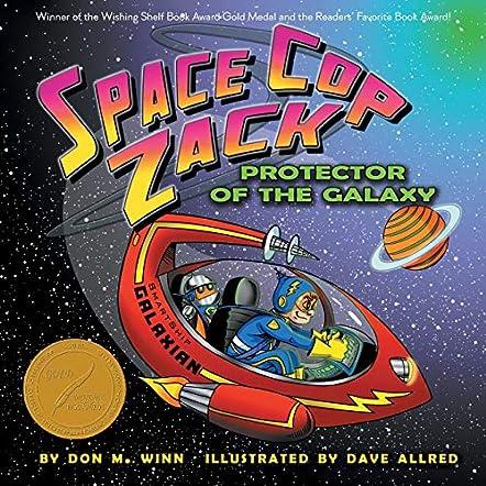 Space Cop Zack