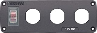 Panel Acc H2O 3 Socket en blanco