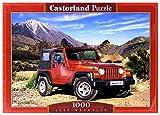 CASTORLAND- Jeep Wrangler 1000 Pz Puzle, Multicolor (15102587) , color/modelo surtido