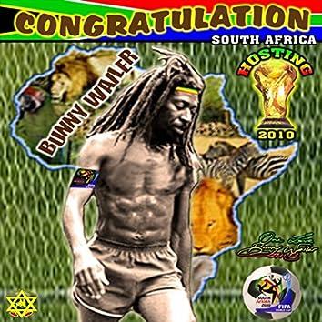 Congratulation South Africa