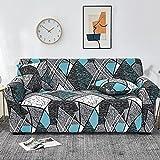 MKQB Funda de sofá telescópica elástica, Moderna Sala de Estar en Forma de L Funda de sofá de combinación de Esquina, Funda de sofá de protección para Mascotas NO.1 XL (235-300cm)