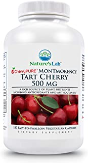 Sponsored Ad - Nature's Lab Tart Cherry 500mg - 180 capsules