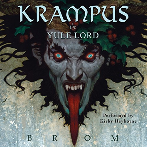 Krampus audiobook cover art