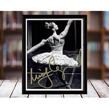 Cameron Diaz Autograph Replica Print Canvas Wall Art