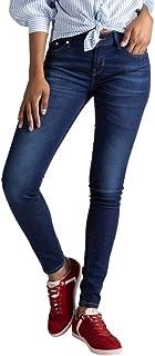 Calça Jeans Levis 710 Super Skinny Feminino Média