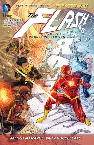 The Flash Vol. 2: Rogues Revolution