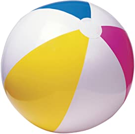 Explore inflatable balls for pools