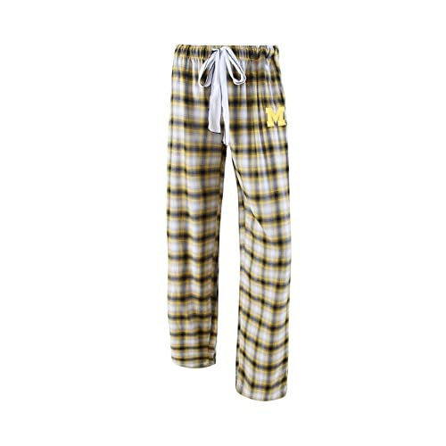 0c70b95a77d2 College Concepts NCAA Womens-Forge -Flannel Plaid Pajama Pants