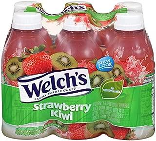 Welch's Strawberry Kiwi Drink, 10 oz - Pk of 24