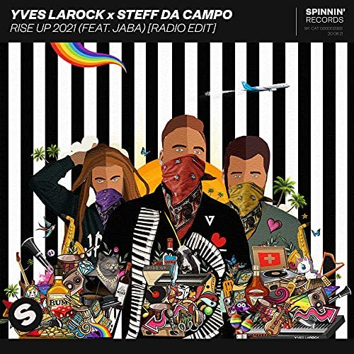 Yves Larock & Steff da Campo feat. Jaba