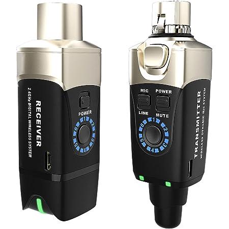 XVIVE エックスバイブ マイクロフォン・デジタルワイヤレスシステム XV-U3