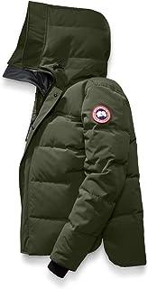 [カナダグース] CANADA GOOSE Men`s Macmillan Slim Fit Down Jacket メンズパーカー [Military Green] [並行輸入品]