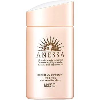 ANESSA(アネッサ) パーフェクトUV マイルドミルク a 日焼け止め 無香料 60mL