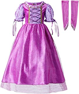 Childdren Girls Dress Disney Girls Princess Dress Fancy Dress Kids Cosplay Costume Party Dress Kids Outfits (2-3 Years)