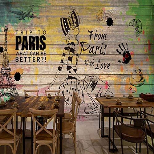 Fotobehang behang retro kruk behang wandbehang modern wanddecoratie design wand decoratie woonkamer slaapkamer kantoor wandschilderijen 150 cm x 105 cm.