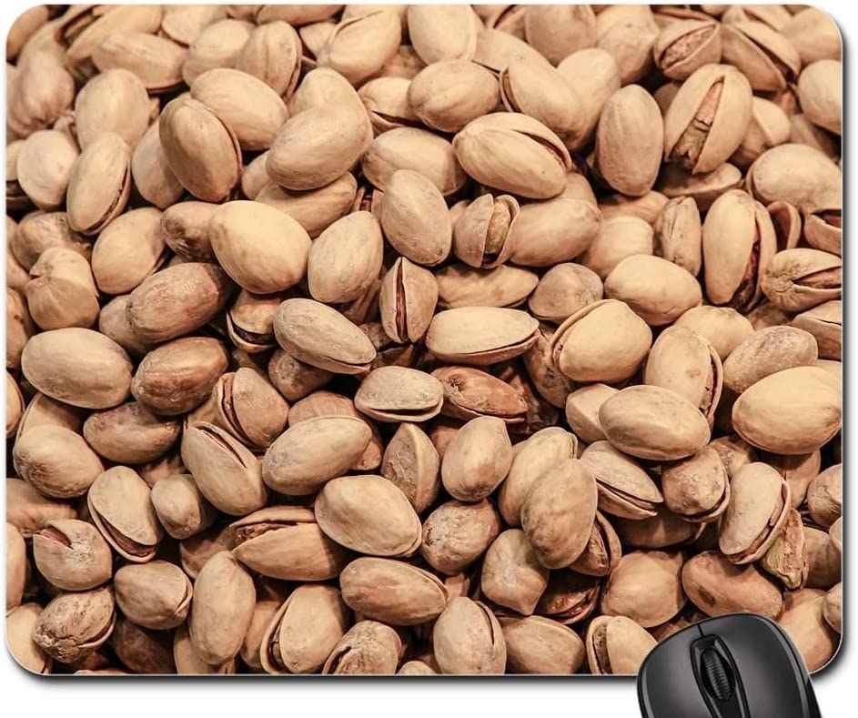 Mouse Pad - Pistachio Nuts Pistachios Crisps Colorado Springs Mall Appetizer Natural Tampa Mall