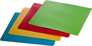 Prepworks by Progressive Flexible Color-Coded Chopping Mats - Set of 4