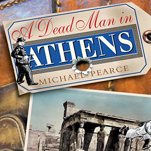A Dead Man in Athens cover art